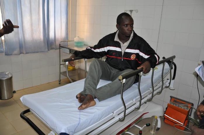 Photos de la visite du ministre de la santé à Ourossogui