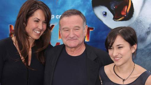 La fille de Robin Williams sort du silence
