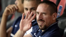 Foot : Franck Ribéry annonce sa retraite internationale