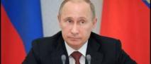 """Poutine : la Russie ne doit pas """"se couper du reste du monde"""""""
