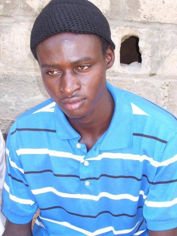 Voici Bassirou Faye, l'étudiant tué hier à l'université Cheikh Anta Diop