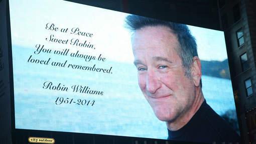 La dernière photo de Robin Williams dévoilée
