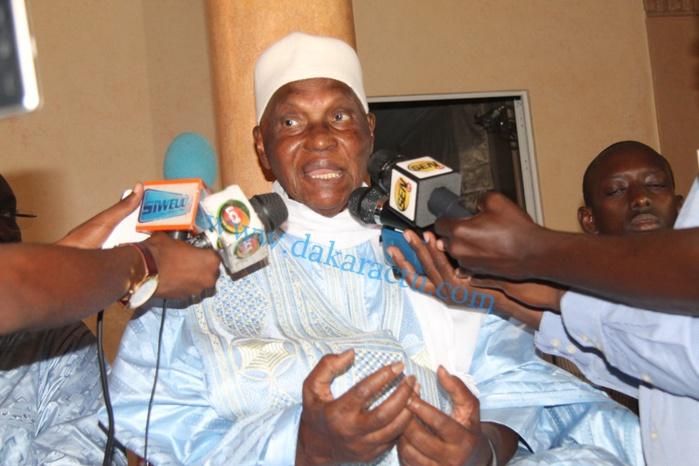 """Abdoulaye Wade : """" Le rôle de l'Etat, c'est d'aider les étudiants et non de les tuer!"""""""