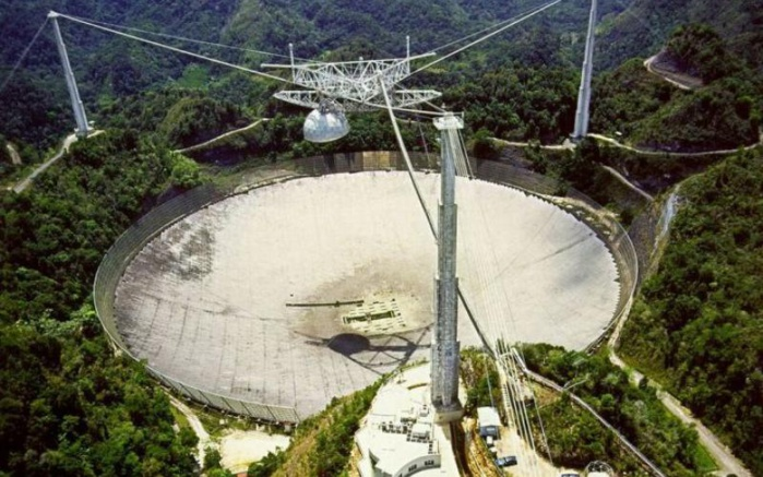 Un signal radio venu de l'espace agite la communauté des astronomes