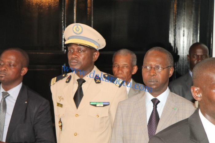 Les images de l'arrivée du président Macky Sall à l'Aéroport Léopold Sédar Senghor