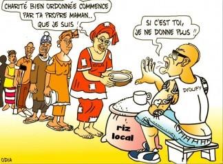Saint-Louis : «Ndioufa» assise sur un «banc Diakhlé»…   La mère d'El hadj Diouf  inscrite à un programme   pour femmes défavorisées