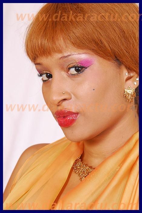 "Biba Diallo : ""Le père de mon enfant se nomme Djeylani Fall"""