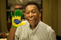 Pelé, trois fois champion du monde, se marie une 3ème fois !