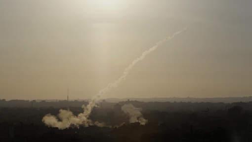 Des tirs de roquettes depuis Gaza remettent le feu aux poudres