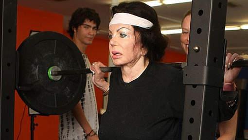 Regardez ce que fait la mère de Stallone à 92 ans