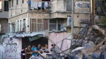Huit morts palestiniens dans des frappes aériennes israéliennes