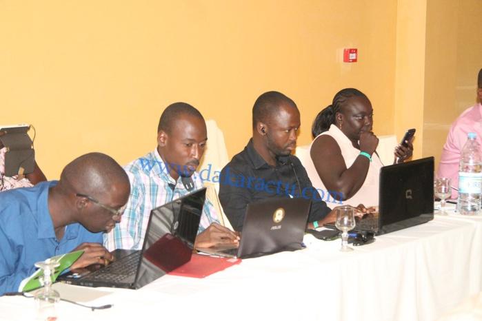 Journées d'information et de partage avec les médias sur les secteurs régulés par l'ARTP (Images)