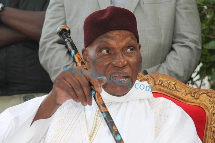 """Abdoulaye Wade : """"Je vais vous dire le problème d'Idrissa Seck..."""""""