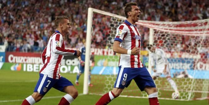 L'Atlético mate le Real