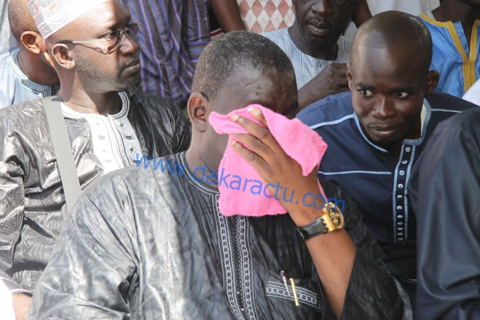 Levée du corps de l'étudiant Bassirou Faye : Me Assane Dioma Ndiaye fond en larmes