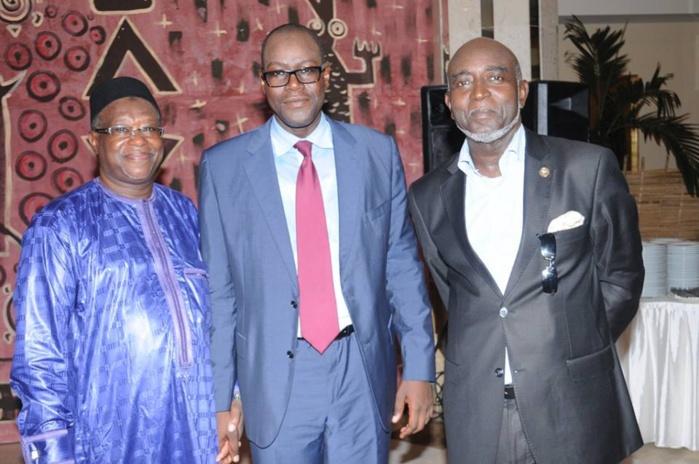 Les images du cocktail de Bolloré Africa Logistics pour le départ de leur DG, Mohamed Abdoulaye Diop