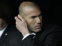 Zinedine Zidane insulté pour son premier match sur le banc