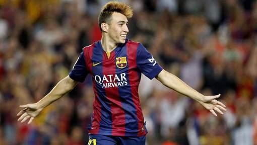 Munir El Haddadi, une étoile est née au Barça