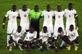 Liste du Sénégal contre l'Egypte et le Botswana