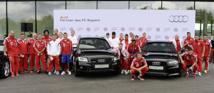 Bayern Munich: Voici les Audi des Bavarois pour la saison 2014-2015