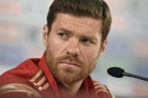 Xabi Alonso dit adieu à la sélection espagnole