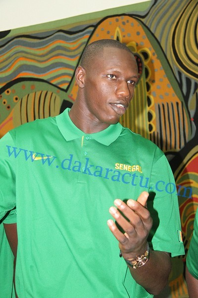 Gorgui Sy Dieng et Hamady Ndiaye passent des contrôles antidopage