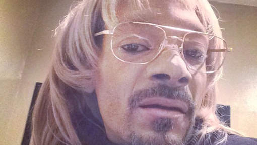 Le nouveau look improbable de Snoop Dogg