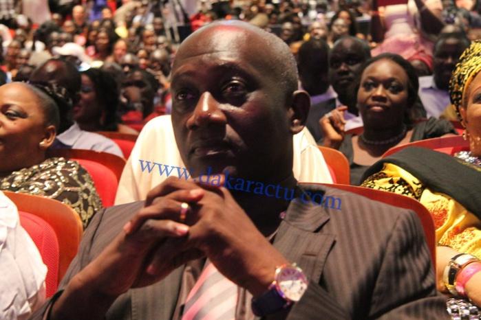 L'ancien ministre et porte-parole de Abdoulaye Wade, Serigne M'backé N'diaye était aussi au Grand Théâtre
