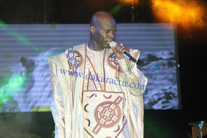 Retour sur scène d'Omar Pène : Régal ou supplice pour le leader de Diamono ?