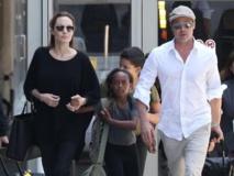 Brad Pitt et Angelina Jolie : une lune de miel à huit !