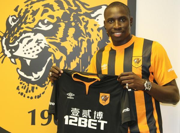 OFFICIEL : DIAME SIGNE A HULL.