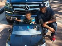50 Cent offre une Mercedes à son fils pour ses deux ans