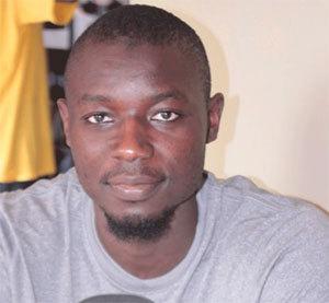 Djibril Thiam écarté du groupe pour raison 'disciplinaire'