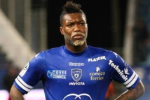Bastia : Djibril Cissé, du statut de star à celui de plus petit salaire du club !