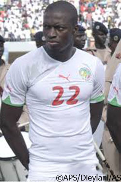 """Le match des Lions contre les Pharaons sera """"très difficile"""", selon Pape Kouly Diop"""