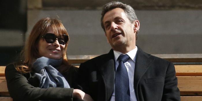 Valérie Trierweiler raconte comment Nicolas Sarkozy a voulu sauver l'e-réputation de Carla Bruni