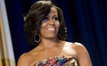 Michelle Obama se met en scène pour lutter contre l'obésité