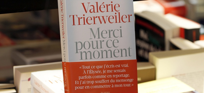 La triple faute de Valérie Trierweiler