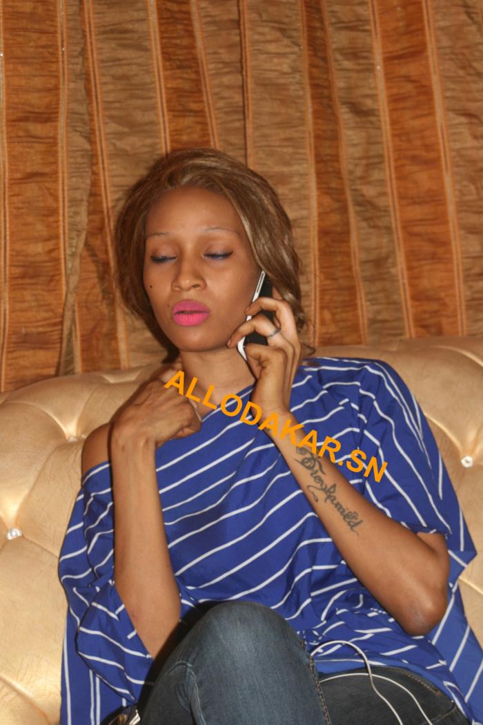 Biba Diallo sur son enfant avec Dieylani Fall : « Nous avons fait trois fois des tests de grossesse … »