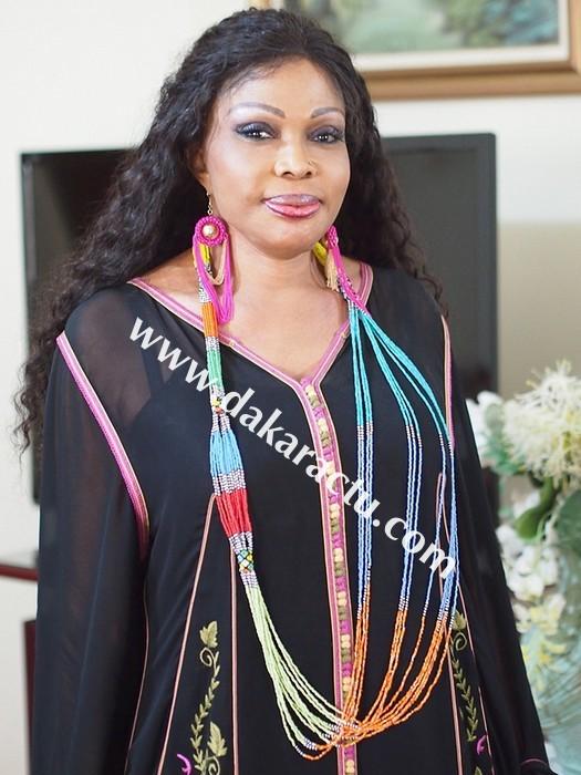 MODE : Diouma Dieng Diakhaté remporte haut la main le trophée d'ambassadrice de la mode africaine