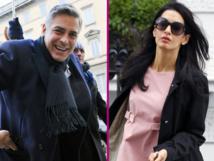 George Clooney et Amal Alamuddin vont se marier à Venise