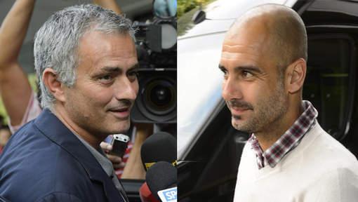 L'échange très tendu entre Mourinho et Guardiola