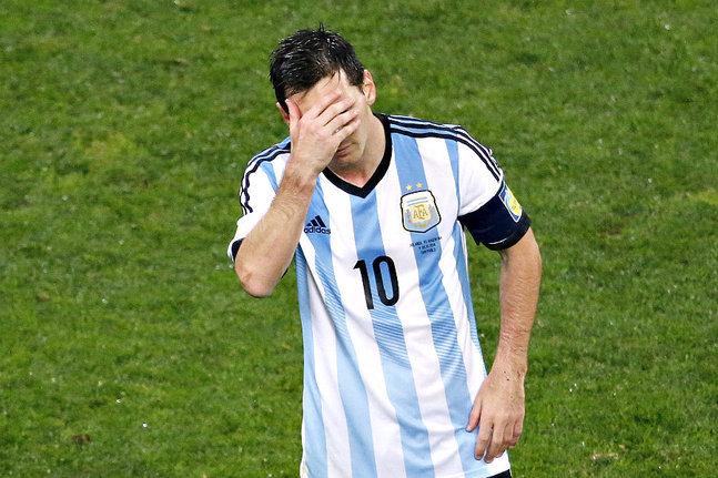 Et si Messi faisait une pause avec l'Argentine ?