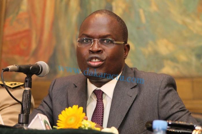 """Khalifa Sall : """"Tous les projets de Dakar sont en train d'être arrêtés..."""""""