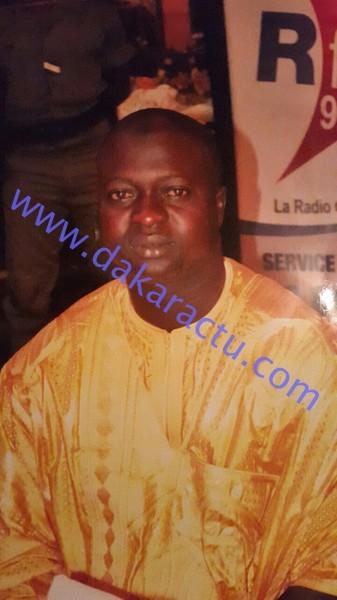 Voici Massata Ndiaye, le frère du promoteur Aziz Ndiaye arrêté pour recel des 84 tonnes de riz volées