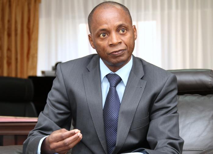 Abou Lo promu Pca de l'Aéroport International Blaise Diagne (AIBD)