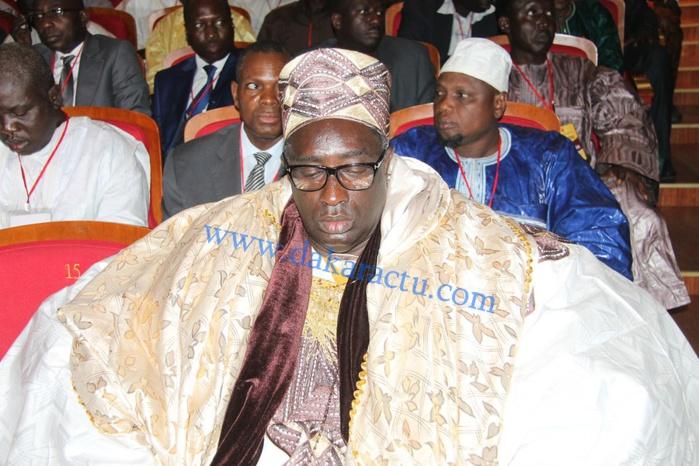 Les images de la Concertation Nationale avec les exécutifs locaux du Senegal présidé par le chef de l'État Macky Sall