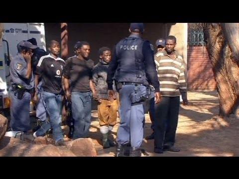 Afrique du Sud : hausse du nombre de meurtres, à près de 47 par jour