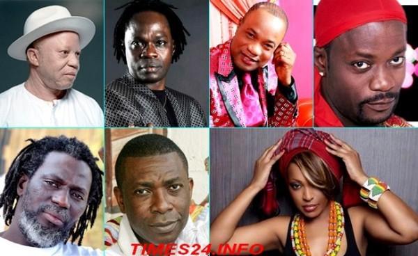 Mariages : les stars africaines, «Maîtres» du divorce