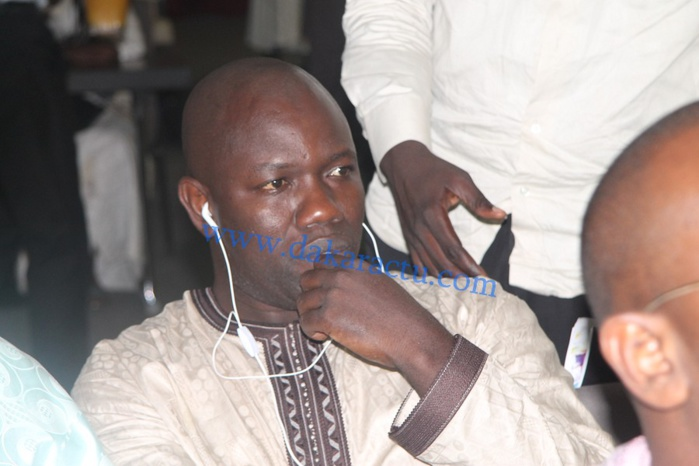 Forte mobilisation pour l'Asp : Yekini, Modou Lô et Eumeu Sène présents à la conférence de presse